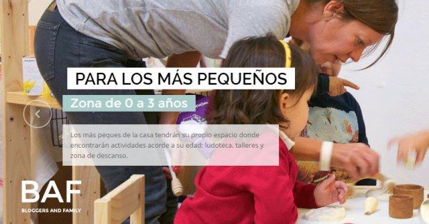 Bloggers and Family para niños