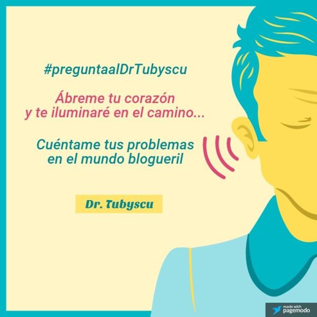 #preguntaalDrTubyscu