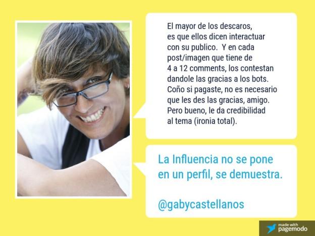 cita Gaby Castellanos