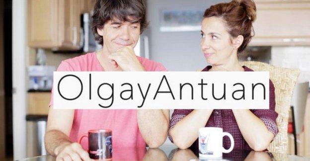 Entrevista a los youtubers Olga y Antuan