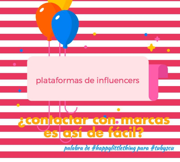 plataformas influencers